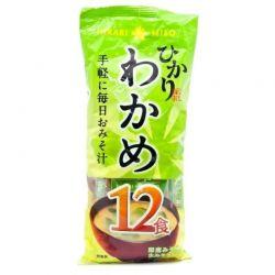 Imagén: Sopa de miso instantáneo con Wakame  (HIKARI MISO). 198 g