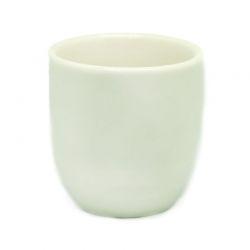 Copa de sake 5cm Blanca