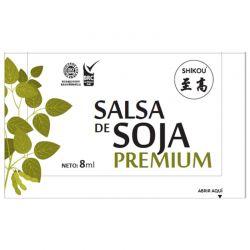 Imagén: Salsa de Soja para Sushi en Sobre (SHIKOU) 250ux15ml