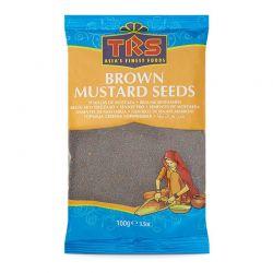 Semillas de Mostaza Marrón (TRS) 100g