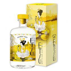 Whisky Japonés Gin Double Yuzu 70cl