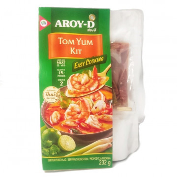 Salsa de Tom Yum Kit (AROY-D) 232g