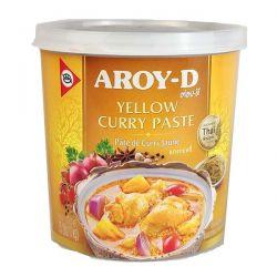Pasta Curry Amarilla (AROY-D) 400g