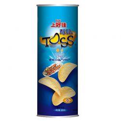 Chips sabor Barbacoa (OISHI) 100g