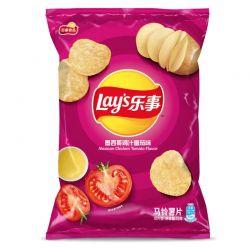 Chips sabor Pollo y Tomate (LAYS) 70g