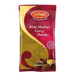 Mild Madras Curry (SCHANI) 100g