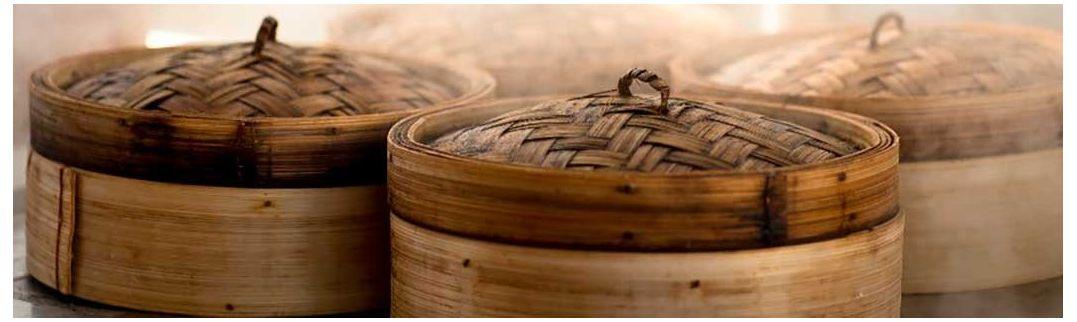 Ollas de Bambú