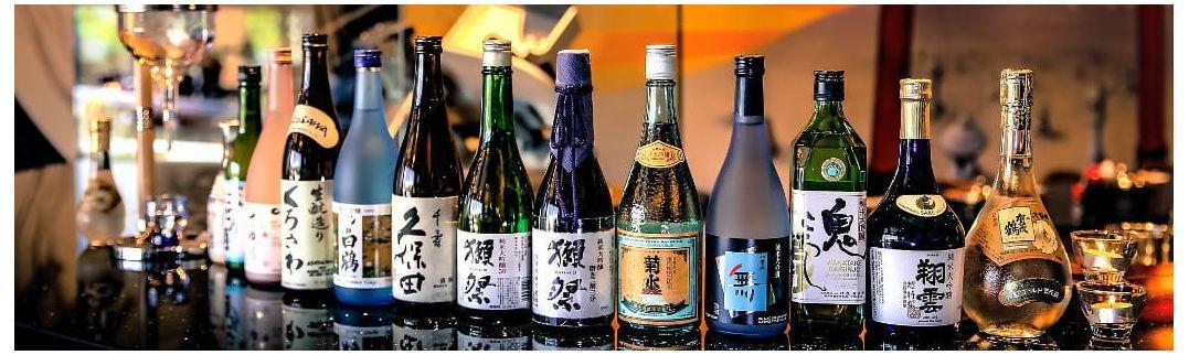 Bebidas premium japonesas