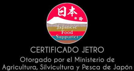 Oriental Market - Certificado Jetro