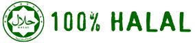 Producto 100% halal