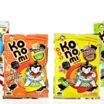 Tentempiés saludables ¡con sabor a Japón!