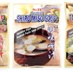 Una sopa de miso bien caliente