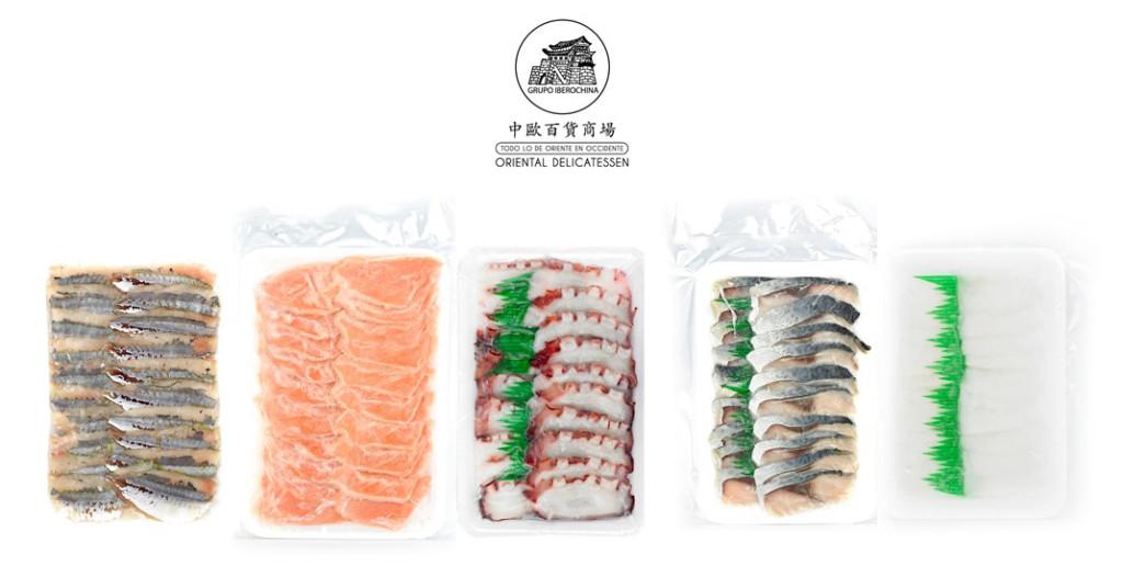 Los toppings de la cocina japonesa