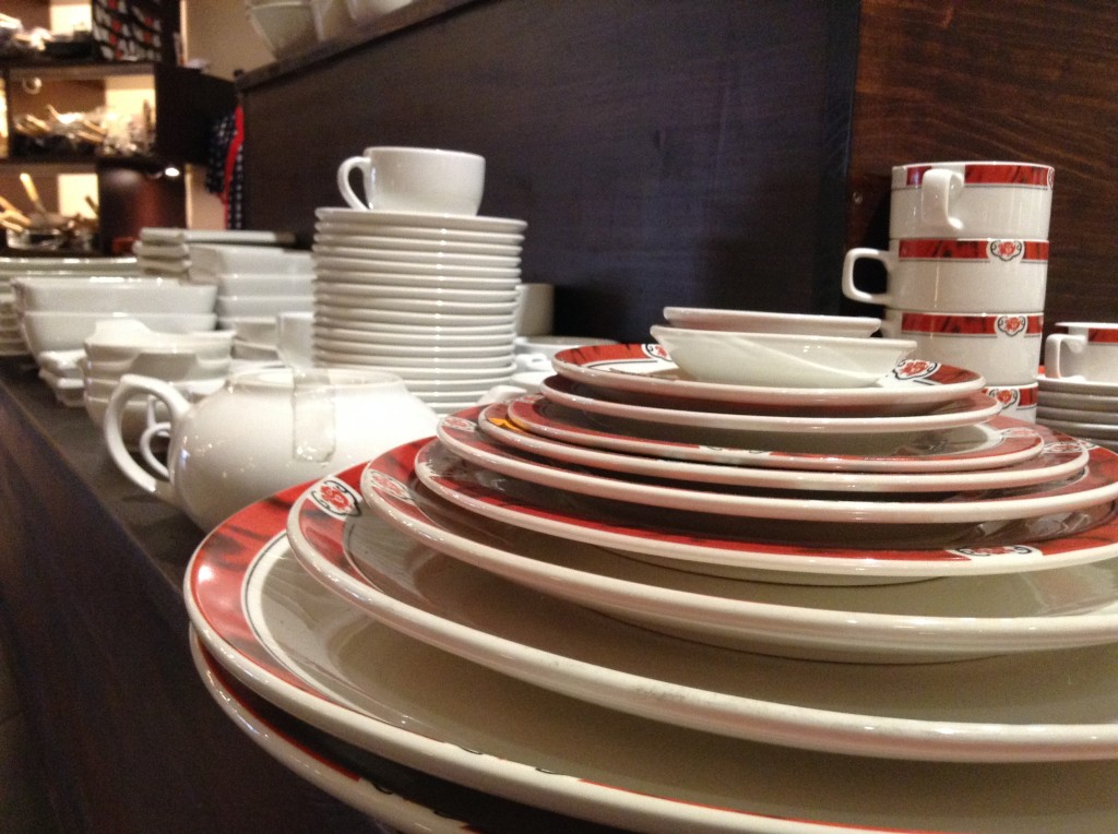 vajilla oriental para la cena de navidad oriental market