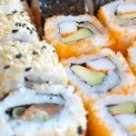 ¿Conoces todas las variedades de sushi?