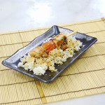 Receta japonesa: Mini-brochetas de pollo teriyaki