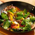 Aprende a cocinar con Wok
