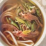 Receta 5: Sopa de fideos Udon