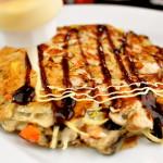Okonomiyaki, la deliciosa pizza japonesa