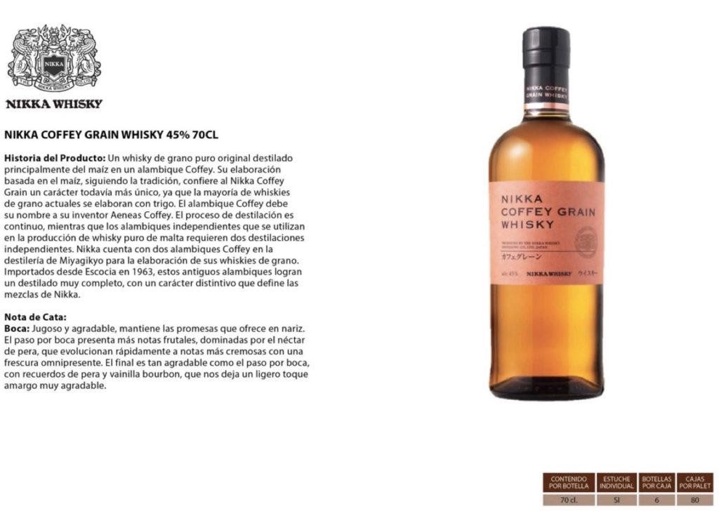 Nikka: El mejor whisky japonés del mundo