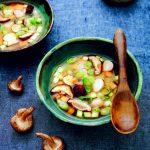 Receta para el frío – Sopa de Miso