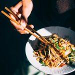 ¡Yakisoba con Verduras ! Aprende a cocinarlos