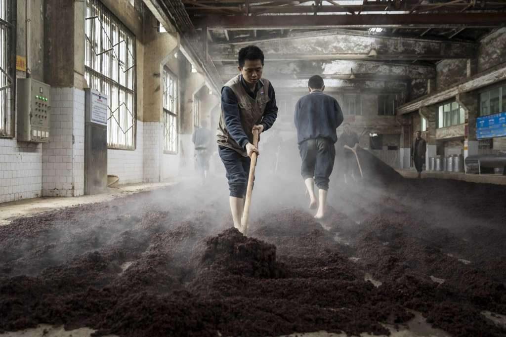 Moutai, el licor chino deluxe