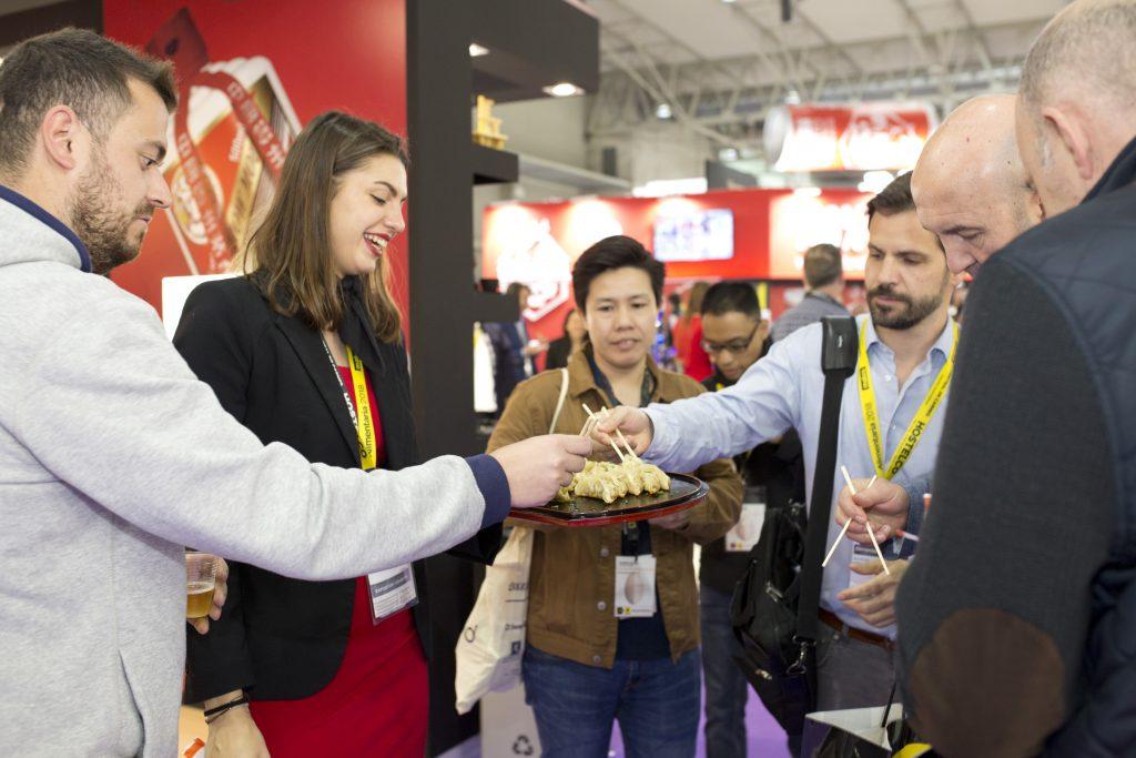 Oriental Market en Alimentaria 2018