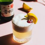 Receta del cocktail Umeshu sour