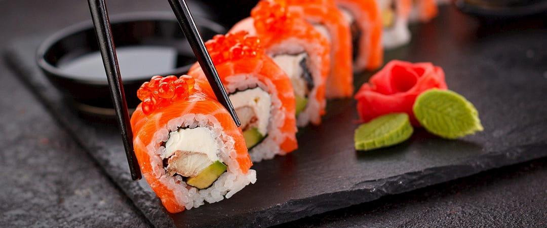 algas para sushi