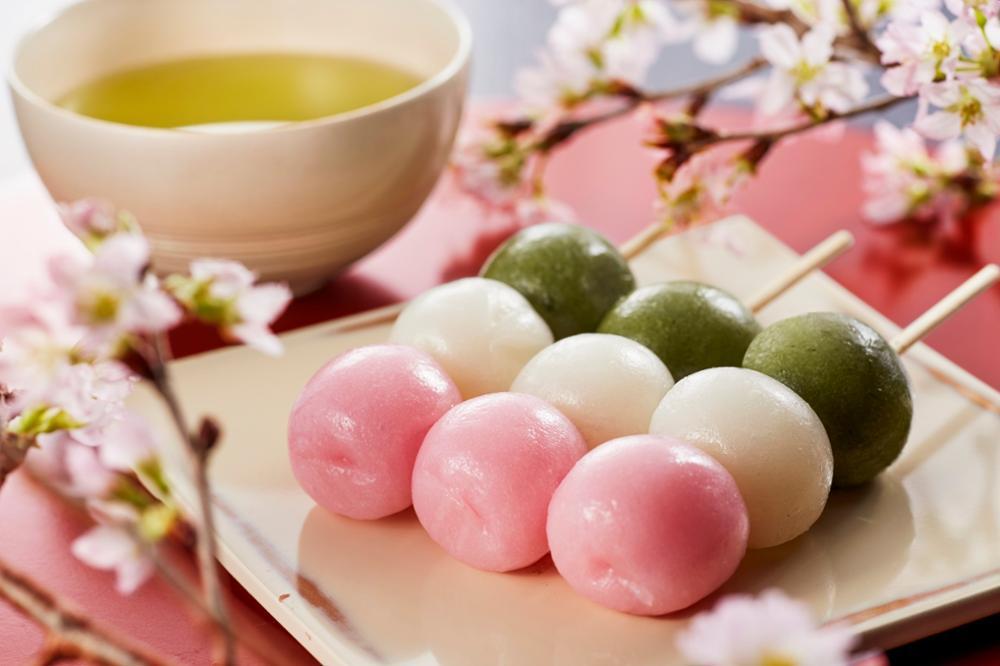 Dango japonés: Qué es y cómo comerlo