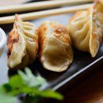 Gyoza, the Japanese dumpling