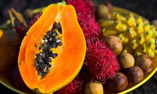 Listado de frutas exóticas que puedes comprar en España